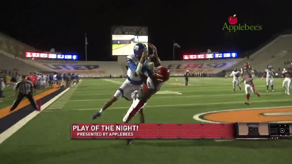 Applebee's Play of the Night: Two great plays from two teams