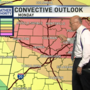 The Weather Authority: 2pm Update on severe weather potential