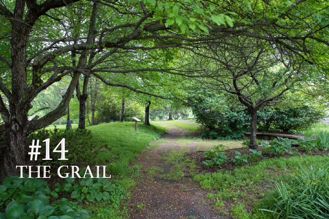 The nature trails of The Grail loop through fields, woods, and the O'Bannon Creek. Leashed pups can venture around the 70-acre property that's known for some excellent bird-watching year-round during daylight hours. ADDRESS: 931 O'Bannonville Road, Loveland, OH (45140) / Image: Sherry Lachelle Photography // Published: 11.28.20