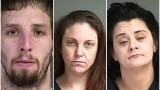 2 south Douglas County cases lead to 3 burglary arrests
