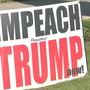 94-year-old puts up sign calling for Trump's impeachment, city wants sign to be smaller
