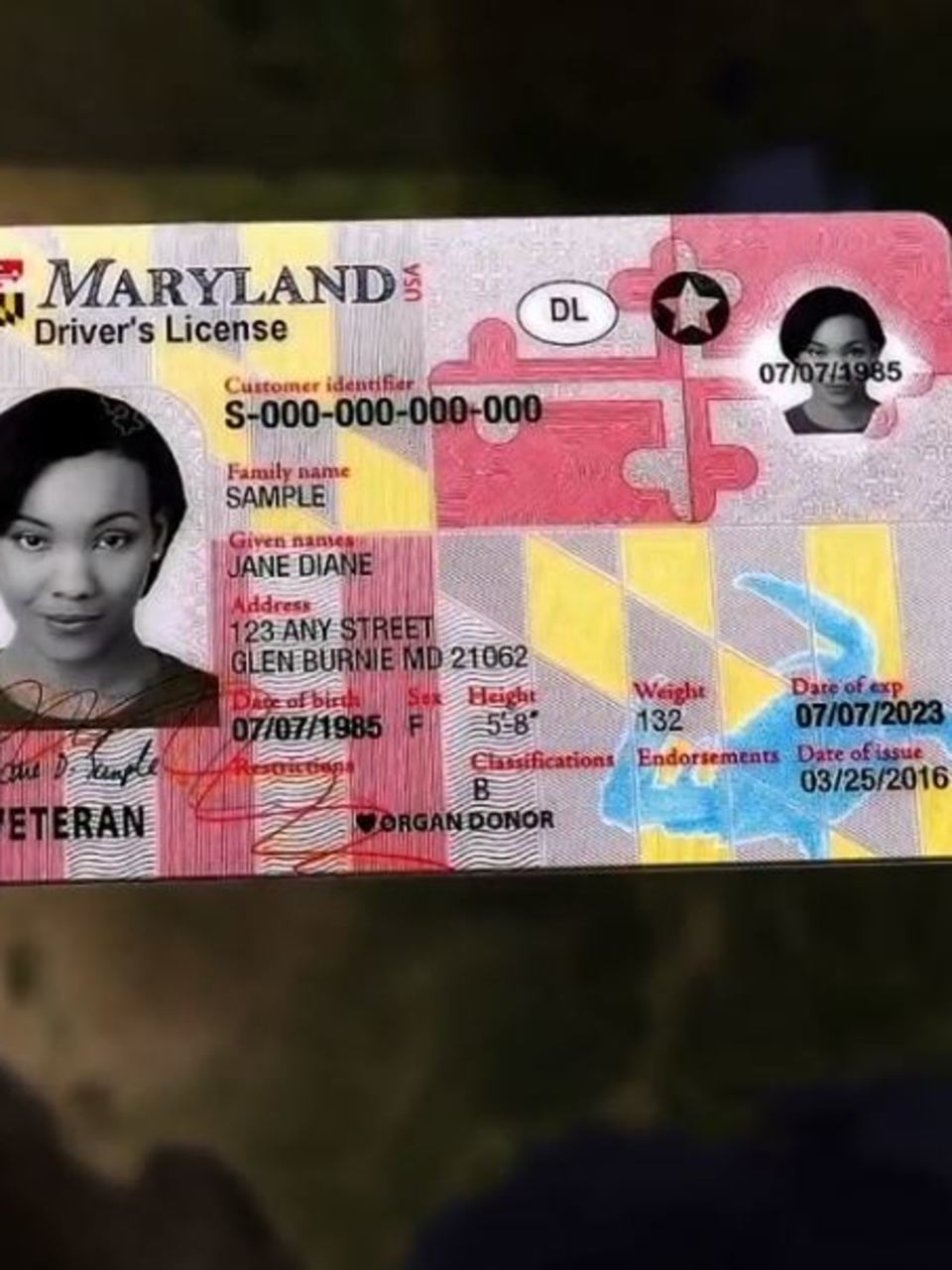 New Maryland driver's license requirements creating frustration amongst  residents   WJLA