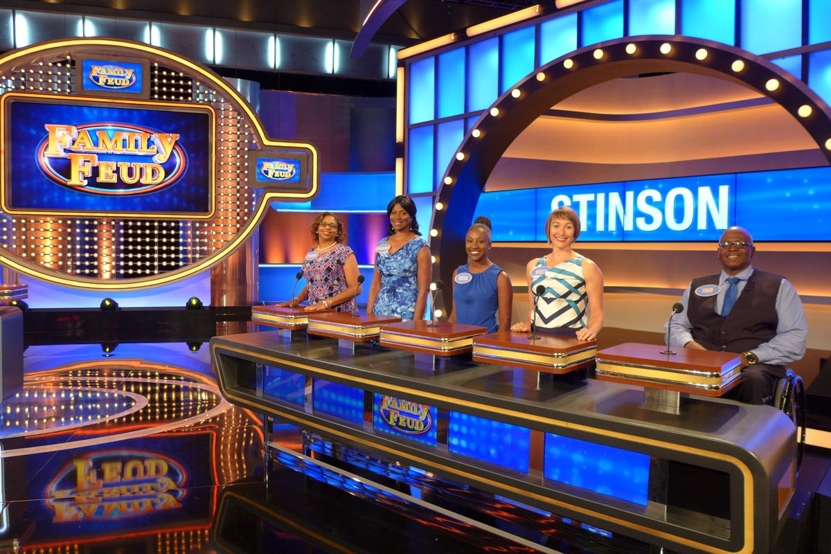 Stinston Family / Family Feud <p></p>