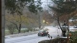 PHOTOS: First snowfall of the season in the DC area