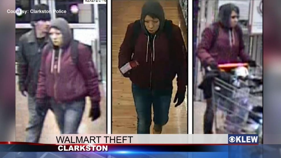 da18fec02 Woman wanted for theft at Walmart