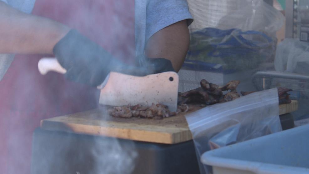 Food Safety at Jackson County Fair