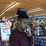 Man wanted after robbing metro store at knife-point