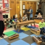 Hillcrest Elementary students learn music in new Marimba Club