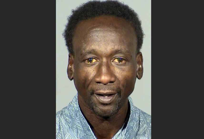 Marc Wheeler is accused of raping a young girl at a park in the central valley is now in jail.(LVMPD/KSNV)