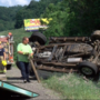 Two separate vehicle accidents within a matter of minutes on U.S. Route 22
