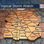 Tropical Storm Watch in effect for all of Middle Georgia