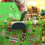Girl Scouts learn about giving back with food drive