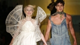 Haute couture showcased on Paris Fashion Week runways