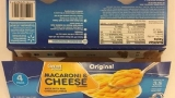 Great Value, other brands of mac and cheese recalled for possible salmonella contamination