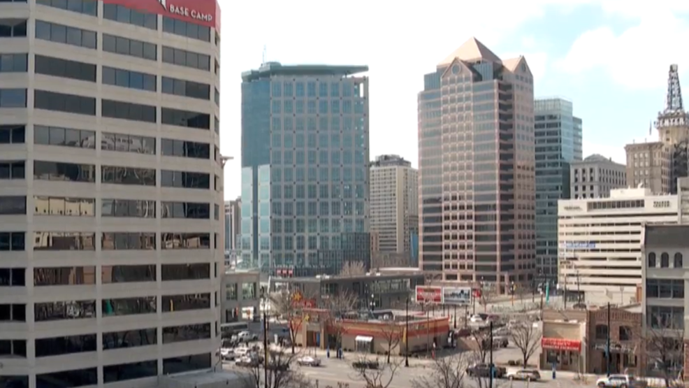 High Rise Luxury Apartment Building Could Bring 300 New Es To Downtown Salt Lake Kutv