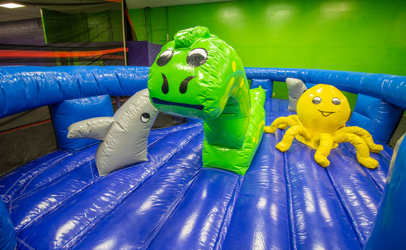 Foam Warriorz, in addition to having two combat arenas for blasting friends with foam darts, also has an arcade and entertainment venue with a bar, three party rooms, an inflatable bounce arena, and bar games like pool and corn hole. The facility opened in late 2019 and is suited for anyone between the ages of five to 85 who's celebrating a birthday, looking for an off-the-wall game night, or even for corporate groups seeking a team-building excursion. ADDRESS: 7541 Mall Road (41042) / Image: Katie Robinson, Cincinnati Refined // Published: 2.4.20