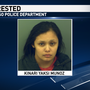 El Paso police: Mother charged with injury to a child