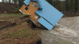 Worst flooding in decades wreaking havoc in northeastern Washington