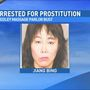 Prostitution bust at Reedley massage parlor, police say