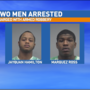 Two men arrested in Gainesville armed robbery
