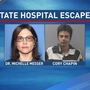 Photos released of doctor and patient who left Arkansas State Hospital together