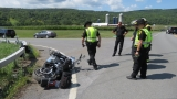Motorcyclist dies following crash on Delaware Tpke