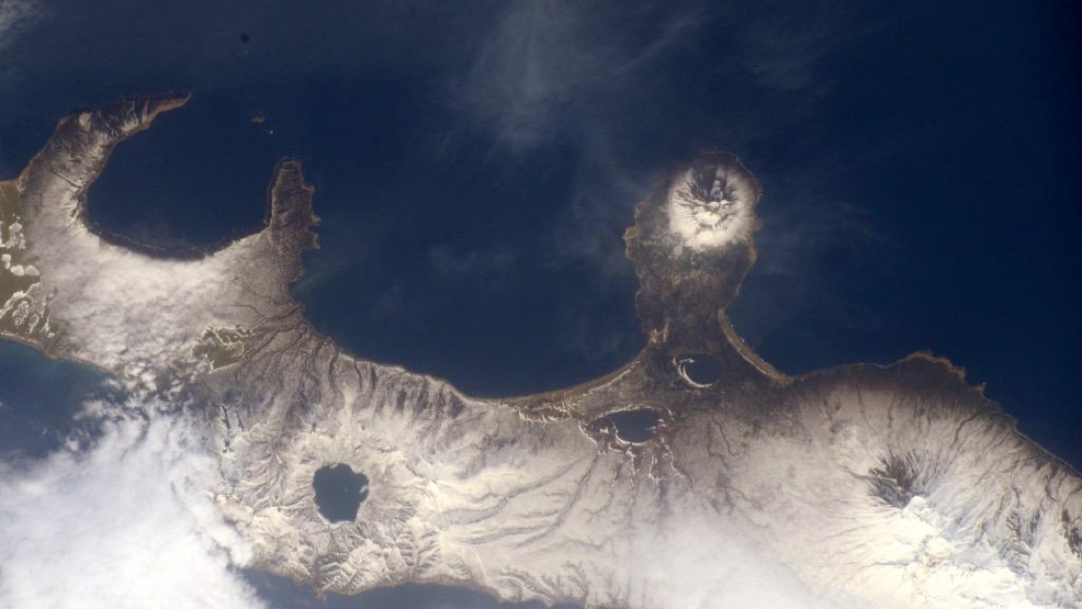 Photos: New stunning pics of Earth from International Space Station