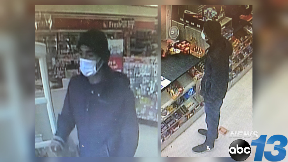 Asheville authorities searching for suspect after armed robbery