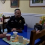Medford residents grab coffee with cops