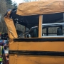 Buckeye Local bus crashes near West Liberty