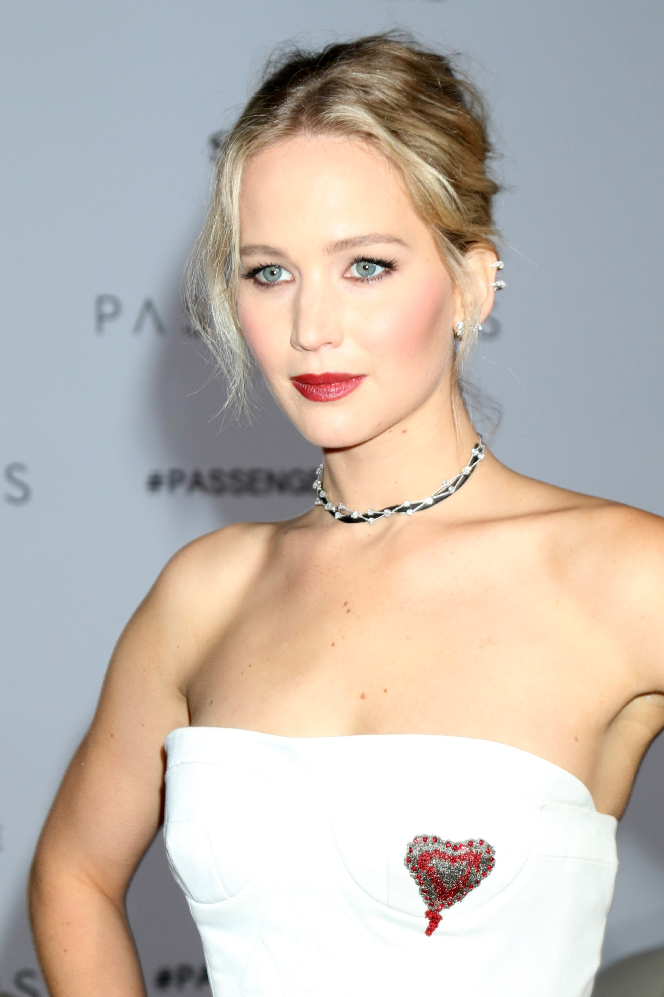 'Passengers' Premiere at the Village Theater - Arrivals  Featuring: Jennifer Lawrence Where: Westwood, California, United States When: 15 Dec 2016 Credit: Nicky Nelson/WENN.com