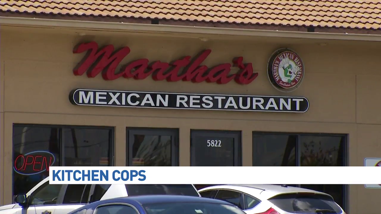 Mexican Restaurant Kitchen Equipment kitchen cops: rodent droppings, gnats, dirty equipment | woai