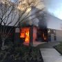 3-alarm fire breaks out near Nike campus in Beaverton