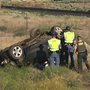 Rollover crash at I-82 near Prosser leaves 19-year-old dead