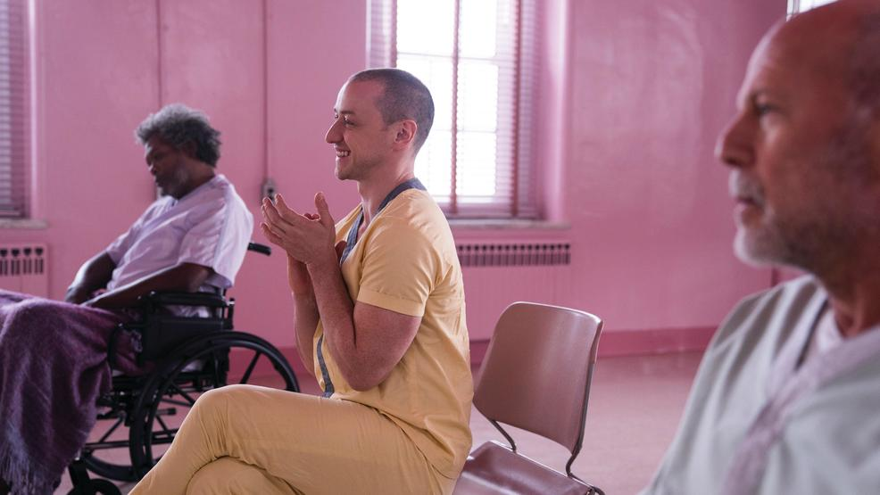 Train wreck: Shyamalan's 'Glass' is a monologuing bore