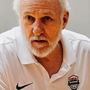 LOOK: Spurs' Popovich makes surprise appearance at Team USA practice