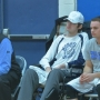 Moravia teen surprises team, makes first appearance on court since tragic accident