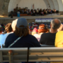 "First Music Under the Stars draws large crowd with ""Stars, Stripes and Sousa"""