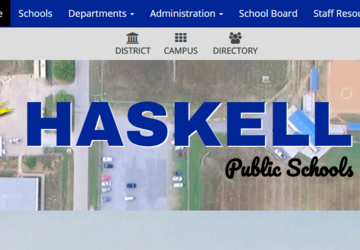 Haskell Public Schools | Calendar and supply lists