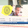 Lemonade stand held to raise awareness of international adoption