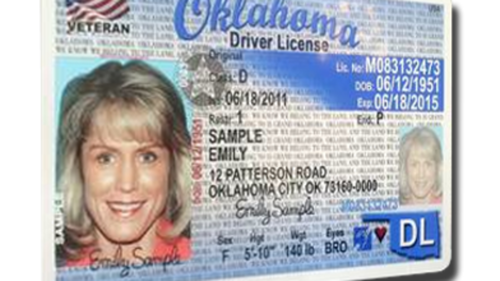 Licenses Id Dps Driver's Kokh Fixed After Cards For New
