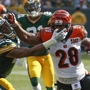 Rodgers burns Bengals deep in OT, Packers win 27-24