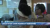 Local woman with cancer embodies true meaning of Thanksgiving