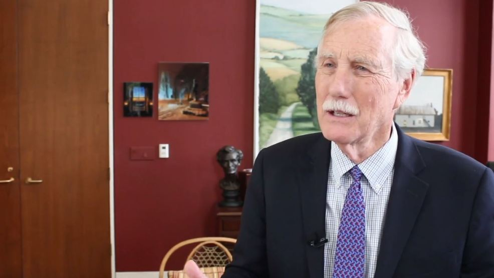 Sen. King to co-chair new commission to confront cyber threats