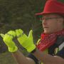 Crossing guard cop wears wacky wardrobe to make kids smile