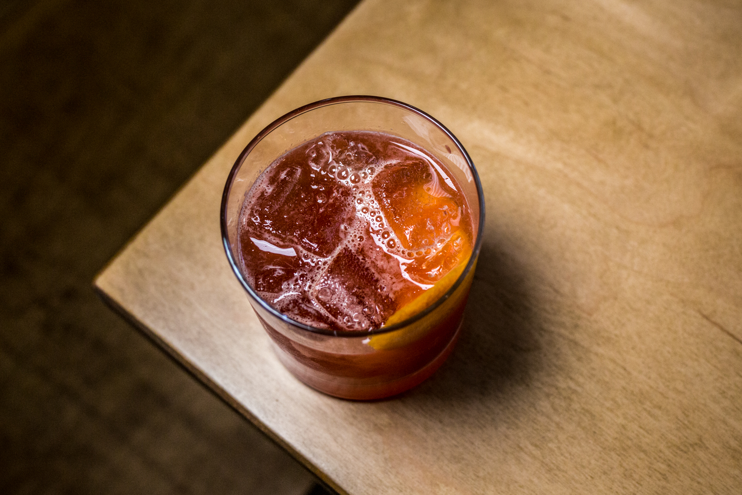 Negroni with sake instead of gin / Image: Catherine Viox // Published: 10.21.19