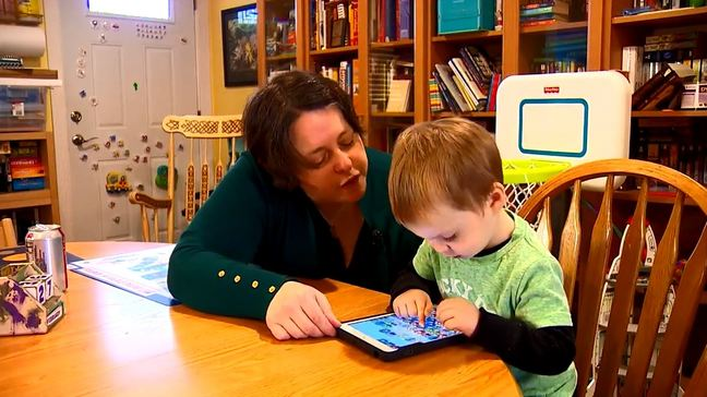 Digitally addicted toddlers? Study looks at young tech users