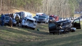Fatal wreck shuts down all lanes of I-65 North near Jemison (update)