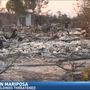 Mariposa County wildfire claims at least 50 homes