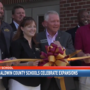 Baldwin Co. schools celebrate opening of expansions with ribbon cuttings